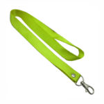 Lime Green Lanyard